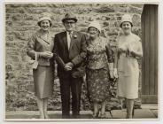 Wedding in Talley 1960