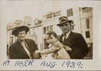Aberystwyth Promenade  1939
