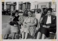 Aberystwyth Promenade  1950s