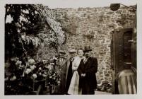 Coronation Day in Talley School 1953