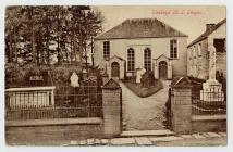 Llwyn Adda: Llechryd Methodist Chapel