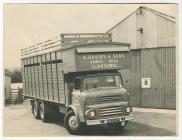 Sawel Mill lorry c.1964