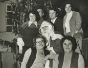 Nadolig yn Llansawel 1976