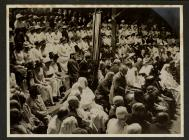 David Lloyd George yn Eisteddfod Bangor, 1915