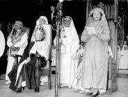 The Crowning of Dilys Cadwaladr at the Rhyl...