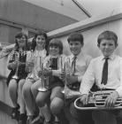 Brass instrumentalists, National Eisteddfod of...