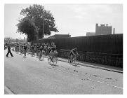Hundred mile cycle race (Tour of Breiddens), 1955