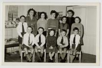 Commins Coch School, 1962