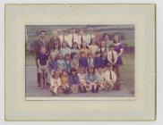 Llanwrin School,  1971