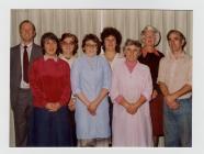 Glantwymyn School Staff