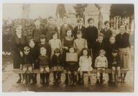 Darowen School, 1936/1937