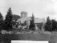 church, Cilgerran
