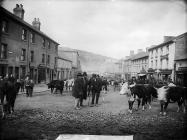 Llanidloes fair (1881)