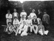 Newcastle Emlyn cricket team (1893)