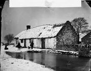 Mary Miltwn's house, Caerwys