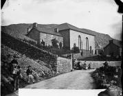 Tabernacle chapel (CM), Blaenau Ffestiniog
