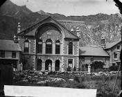 Rhiw chapel (CM), Blaenau Ffestiniog