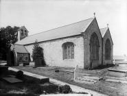 church, Llanefydd