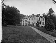 Nantyr Hall, Llansanffraid Glyn Ceiriog