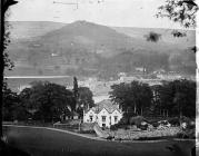 Tankerey's house, Llangollen
