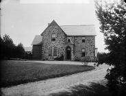 vicarage, Llanboidy