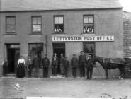 Post Office, Letterston