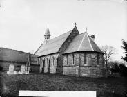 Eglwys S Barnabas, Felindre, Llangeler