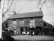 W. Davies' Store, Llanfair Caereinion