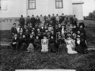Llanfair Caereinion intermediate school