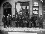 Post Office, Llanymddyfri