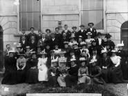 Tabernacle Choir, Llandovery (1898)