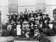 Tabernacle Choir, Llanymddyfri (1898)