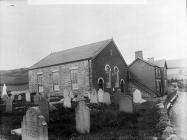 (Baptist?) Chapel, Llansannan (1897)