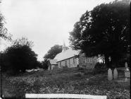 church, Gwytherin