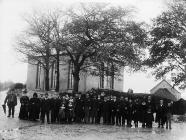 Memebers of Pantydefaid (Unit) chapel,...