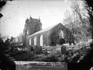 church, Llangefni