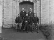 Minister and deacons of Trinity Chapel (CM),...