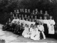 ysgol ganolradd, Tyddewi (1899)
