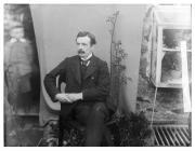 An early portrait of David Lloyd George MP