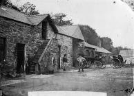 Stableyard, Castell Deudraeth