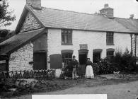 Pennant shop, Llanbryn-mair
