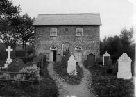 Alltyblaca chapel (U), Llanwenog