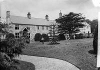 Corsygedol Hall, Llanddwywe-is-y-graig