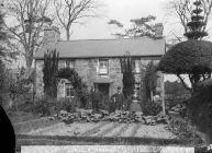 Gaerwen, Y Ffor: the home of Dewi Wyn