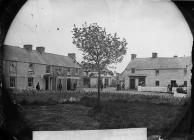 Crown Hotel and post office, Llanfechell