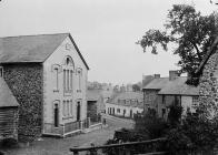 Wesleyan chapel, Llanrhaeadr-ym-Mochnant
