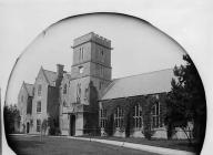college, Llanymddyfri