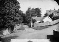 lodge, Dyffryn Aled