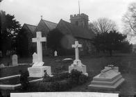 church, Meifod