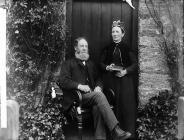 Mr & Mrs E Evans, Cefn Iwrch, Blaenau, Y...
